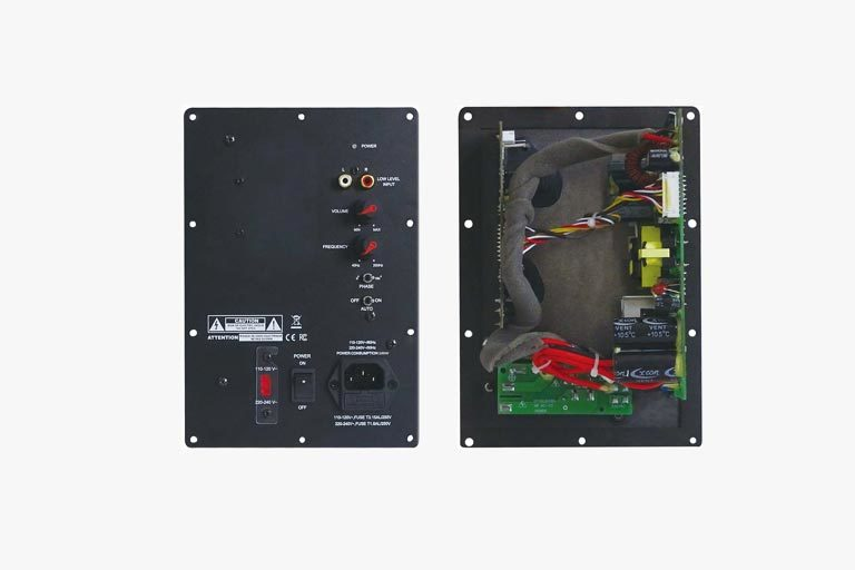 SA-100 Class-D Switch Power High Efficiency Design SA Series