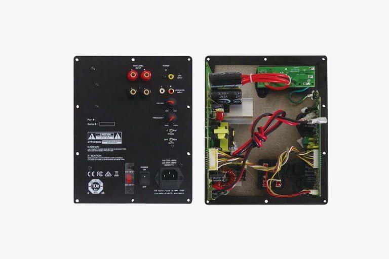 SA-200 Class-D Switch Power Audio SA Series