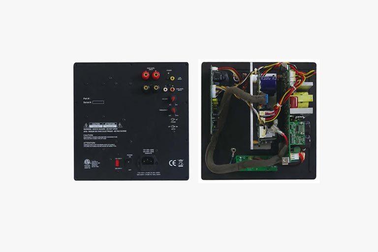 SA-350 Class-D Switch Power Audio SA Series