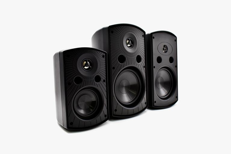 DG-SJF-43-53-63-1 Outdoor Wall Mount Speakers