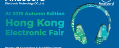 Anaccord @2019 -Autumn-Edition -Hong-Kong-Electronic-Fair