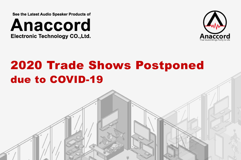 Anaccord 2020 Trade Shows Postponed due to COVID-19