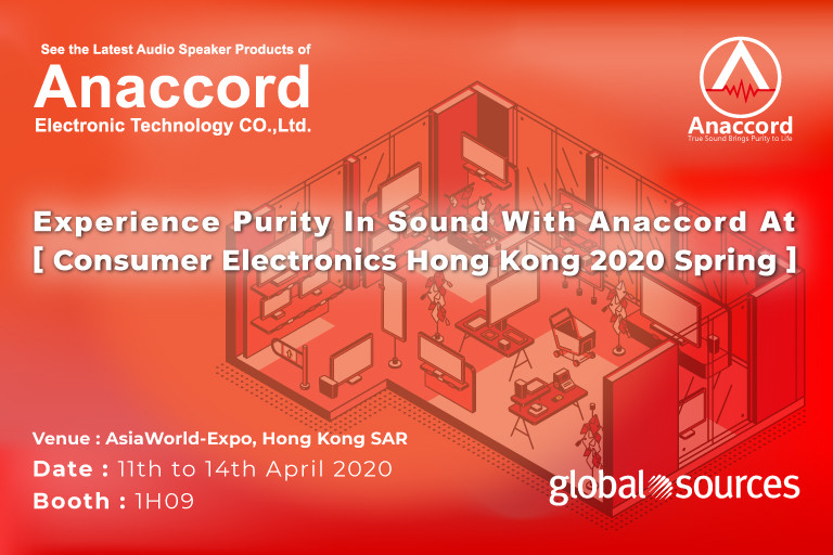 Global Sources 2020 Spring Consumer Electronics