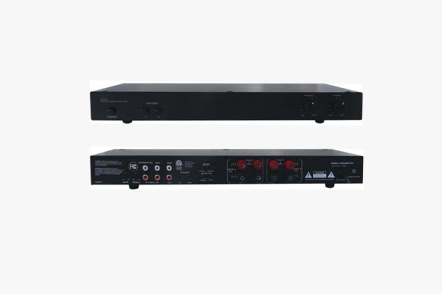 AMP1002 Professional Amplfiers
