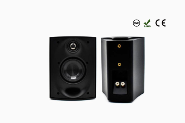 DG-40F-50F-60F-Outdoor Wall Mount Speakers