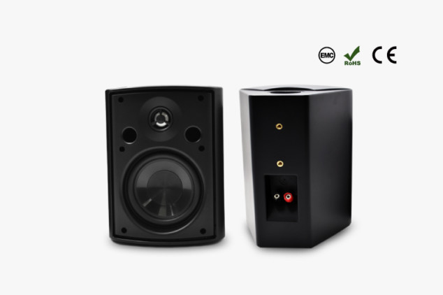 DG-41F-51F-61F-Outdoor Wall Mount Speakers