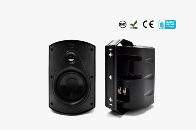 DG-45AH-1 Outdoor Wall Mount Speakers