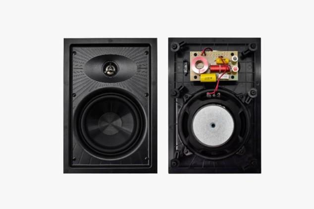 IW-602-802-1 Audio Indoor In-Wall Speakers