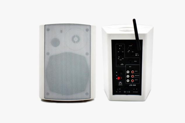 JX-50-60-1Outdoor Wall Mount Speakers