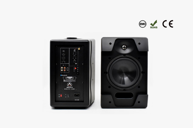 JX-60K-80K-7 Outdoor Wall Mount Speakers