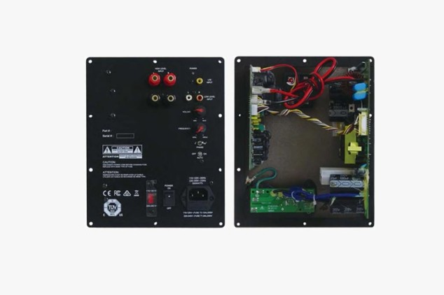 SA-300 Class-D Switch Power Audio SA Series