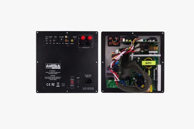 SA-600 Class-D Switch Power Audio SA Series