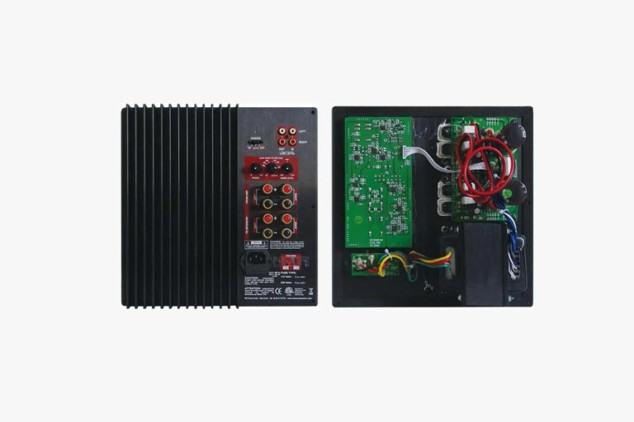 SUB-250 Class-D Switch Power High Efficiency Design